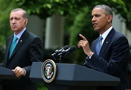 رجب طیب اردوغان,ترکیه,داعش