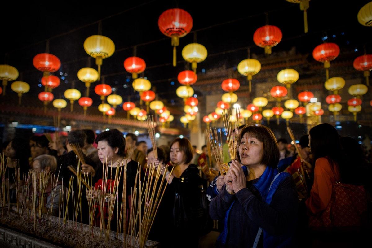 نکات مهمی که باید در مورد سال نو چینی بدانید/ تصاویری از جشن های مردمی