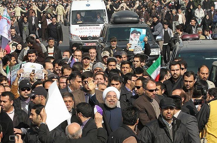 اکبر هاشمی رفسنجانی,محمدجواد ظریف,محمود احمدینژاد