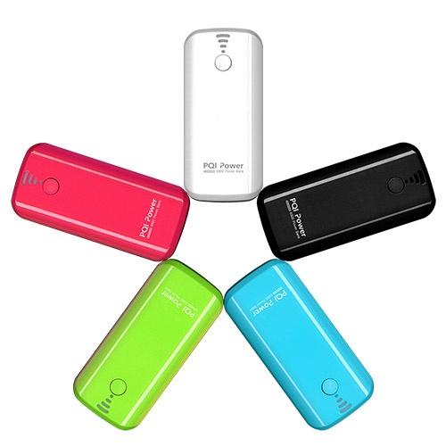 """با باتری همراه قابل شارژ""""پاور بانکpqi """"، تبلت و موبایل خود را همیشه روشن نگه دارید"""