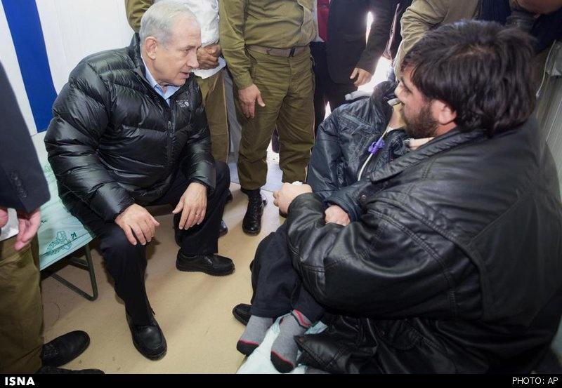 سوریه,بنیامین نتانیاهو