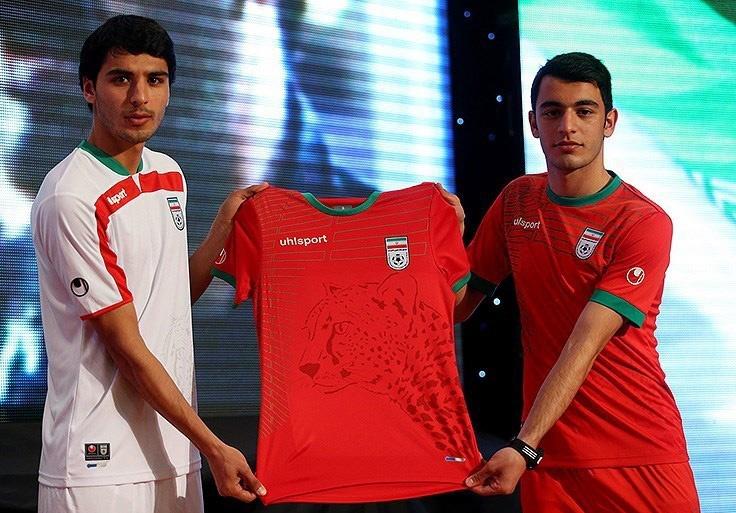 خرید پیراهن تیم ملی ایران جام جهانی 2014