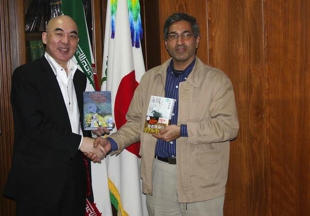 داستان یک ژاپنی که پشت ملی شدن صنعت نفت ایستاد/ دیدار دو نویسنده که درباره یک سوژه مشترک نوشتند