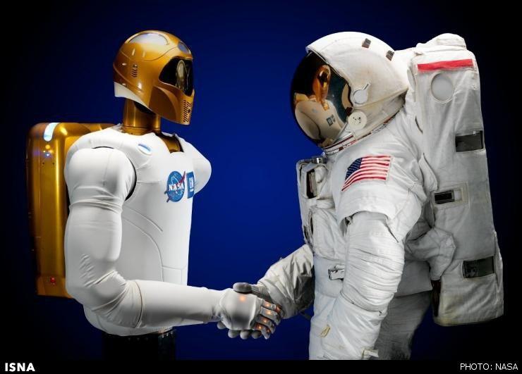روبات شبهانسانی ناسا دکتر فضایی میشود