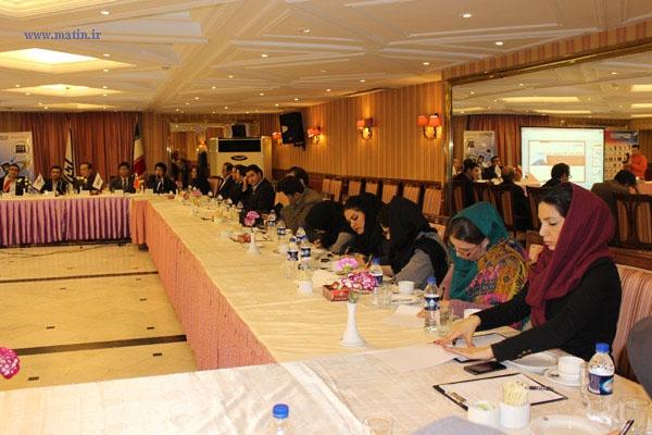 نشست خبری مدیران سیلیکون پاور در تهران