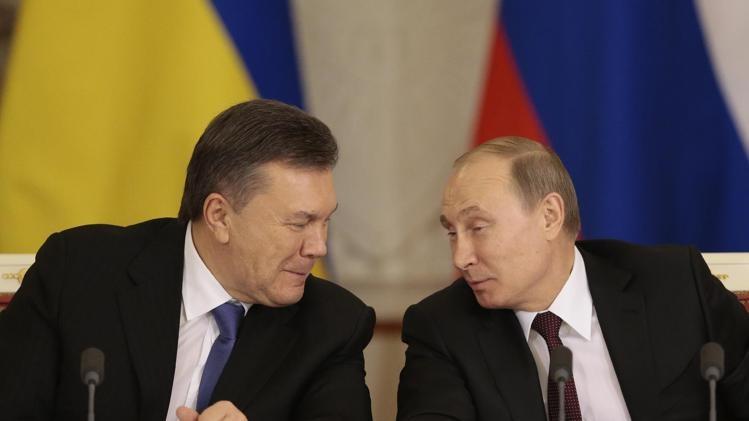 اوکراین,ولادیمیر پوتین