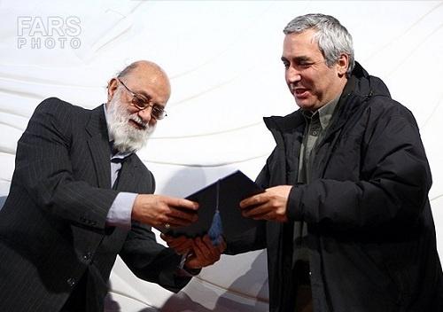 حاتمیکیا: فکر نمیکردم در خانه شهید چمران، توسط برادر و یارانش تقدیر شوم