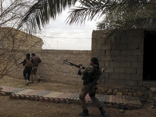 ارتش عراق , داعش