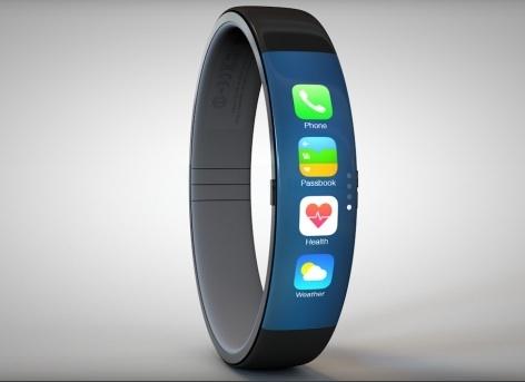 """یک خبر از ساعت هوشمند اپل: """"آی واچ"""" خودشارژ است"""