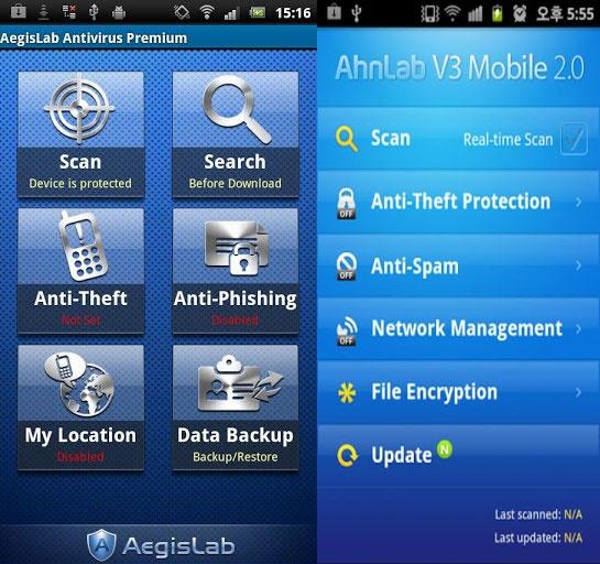 بهترین ضد ویروس روی گوشی و تبلت اندرویدی کدام است؟