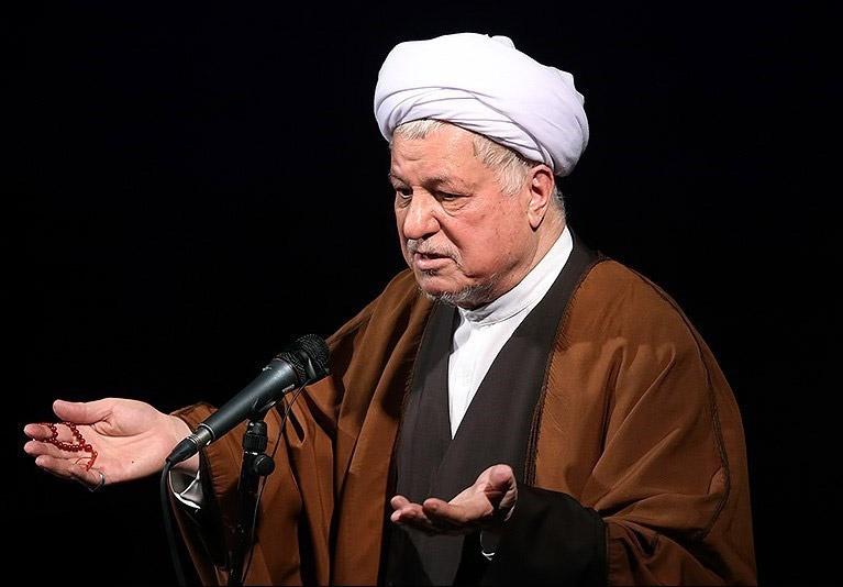 هاشمی سخنران جایزه جهانی کتاب ایران