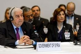 مذاکرات ژنو 2,سوریه