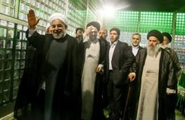دولت یازدهم,22 بهمن,حسن روحانی