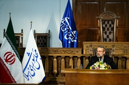 علی لاریجانی,جهان اسلام