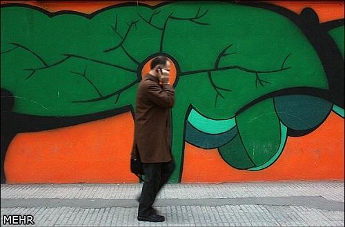 نقاشیهای دیواری سطح شهر تبریز