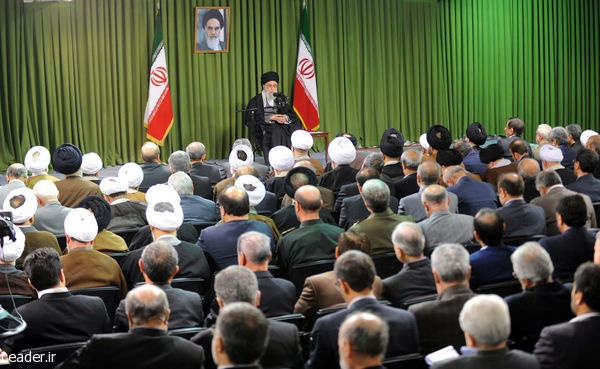 رهبرانقلاب : نظام  اسلامی رونق اقتصادی بدون عدالت اجتماعی را قبول ندارد