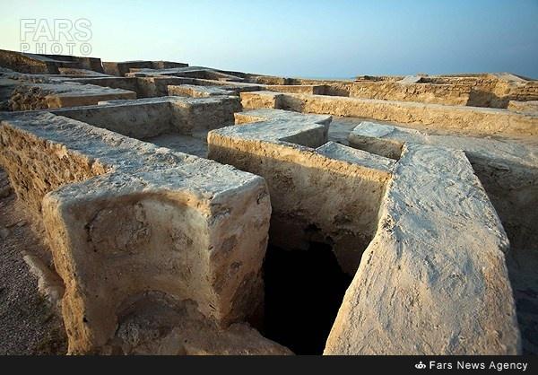 کیش، هزار سال پیش
