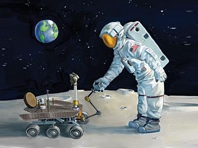 اگر آمریکا واقعا به ماه سفر کرد، چرا دوباره به ماه برنگشت؟