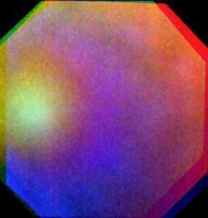 آژانس فضایی اروپا منتشر کرد: نخستین رنگینکمان فرازمینی در سیاره ناهید