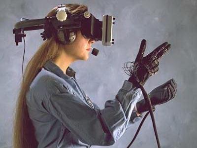 درمان ترس به کمک واقعیت مجازی