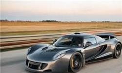 این خودرو، رکورد سرعت را شکست