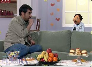وقتی آقای ببخشید شهاب حسینی را کلافه می کند