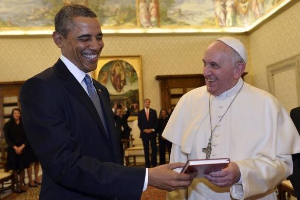 پاپ فرانسیس اول