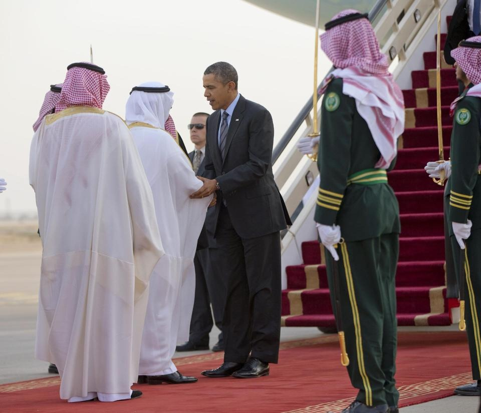 عربستان,باراک اوباما