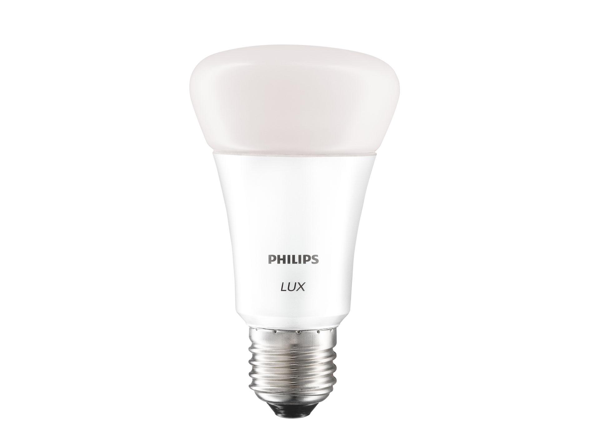 با لامپ هوشمند فیلیپس می توانید از رسیدن ایمیل جدید و گل زدن تیم فوتبال آگاه شوید