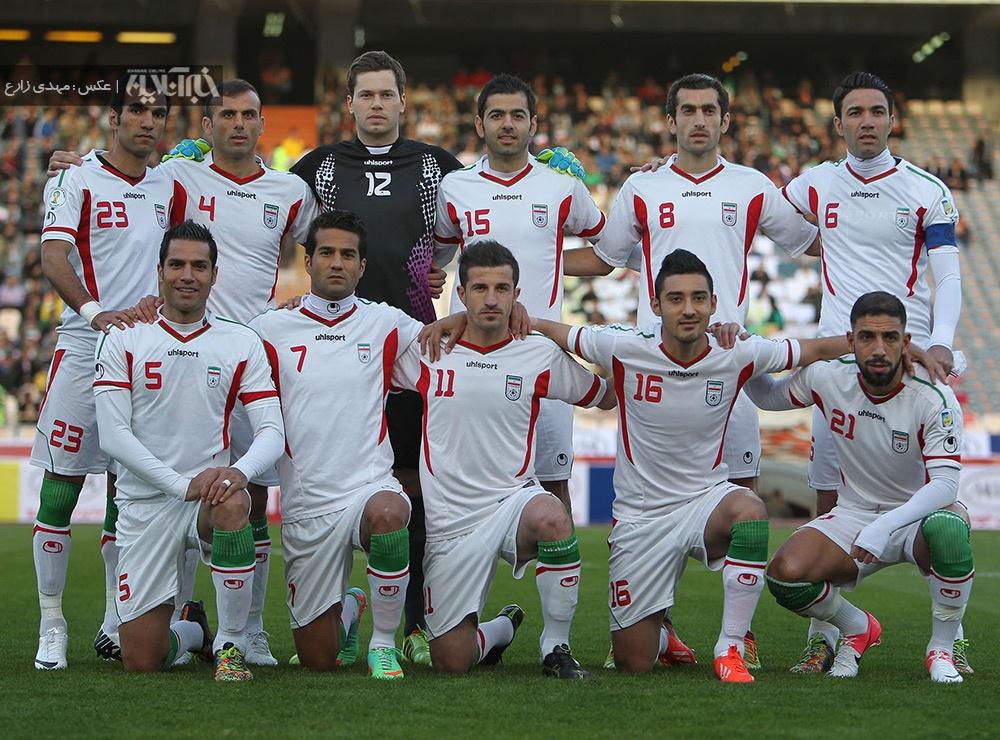 ترانه تیم ملی ایران در جام جهانی با صدای احسان خواجه امیری