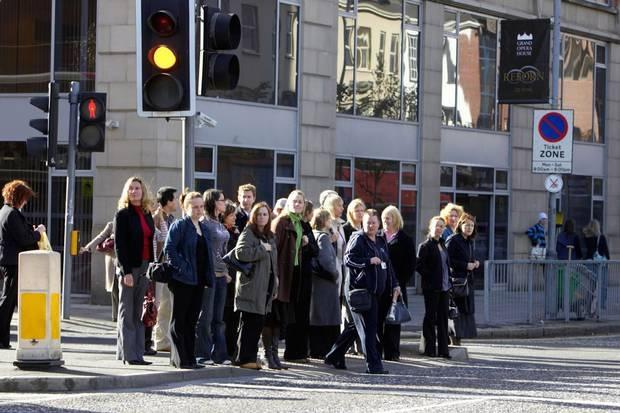 آزمایش سیستم عبور هوشمند از عرض خیابان در لندن