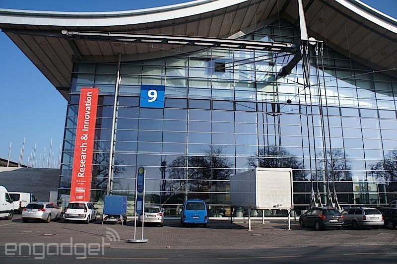 نمایشگاه سبیت آلمان CEBIT 2014 / بزرگترین تک شوی اروپا
