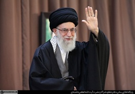 آیتالله خامنهای رهبر معظم انقلاب,حرم رضوی,اقتصاد مقاومتی