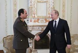 مصر,روسیه