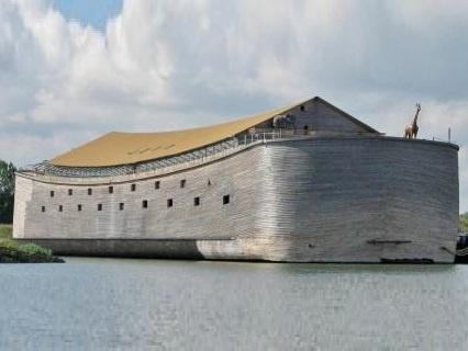 خوشاقبالترین حیوان کشتی نوح چه بود؟