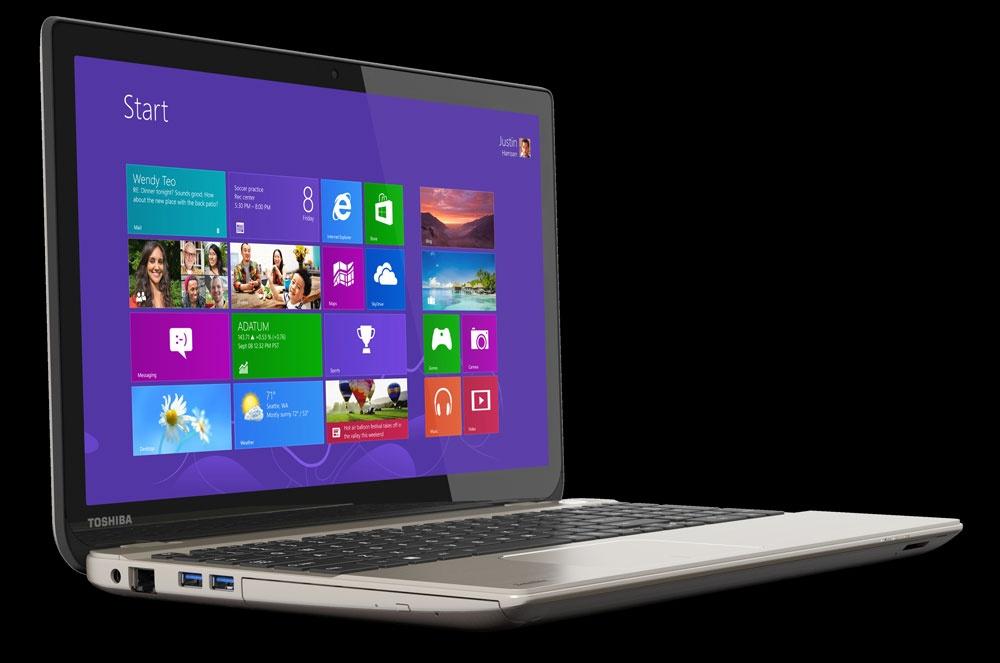 p55t؛ اولین لپ تاپ توشیبا با رزولوشن 4K به قیمت 1499 دلار