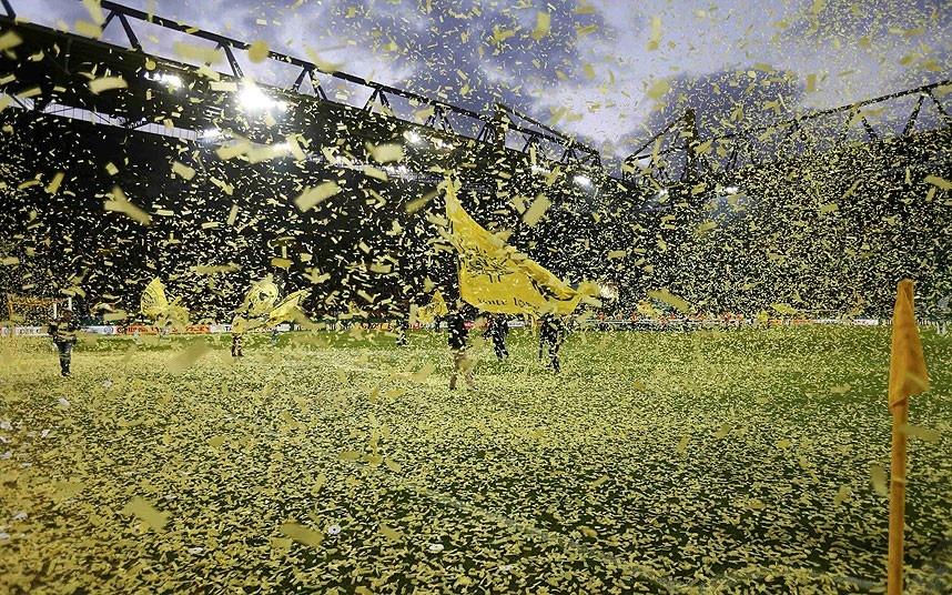 ورزشگاههای ایران جایی در بین پرشورهای جهان ندارند