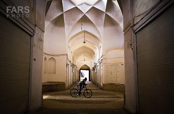 یزد، بهشت دوچرخه ها
