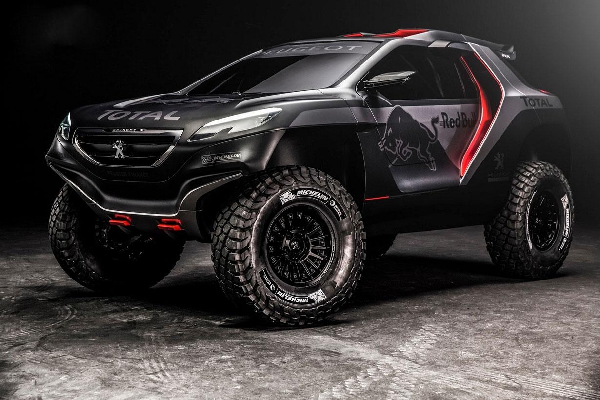 پژو با این اتومبیل وارد رقابت با مینی در داکار 2015 می شود