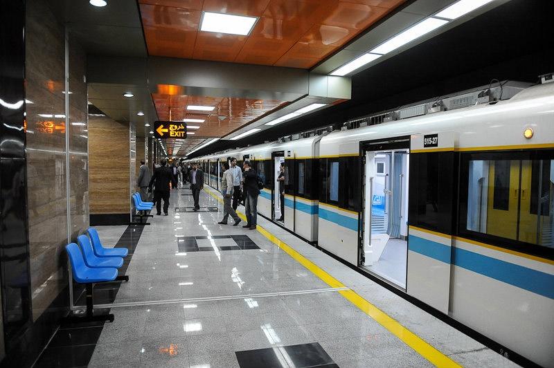 نزدیک ترین مترو به بیمارستان گاندی نقش مترو بر سازماندهي فضايي و كالبدي منطقه شهري كرج.