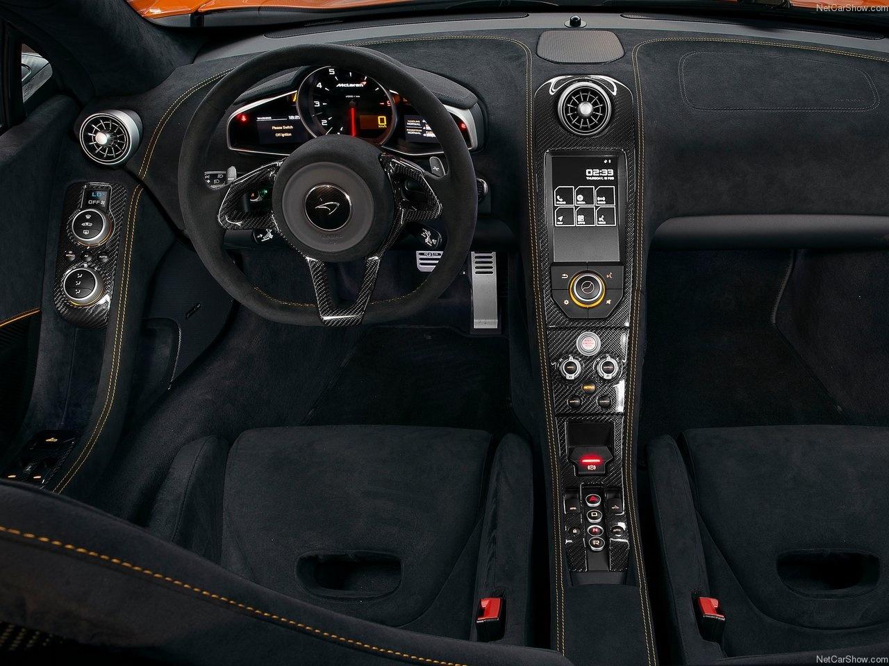اسپایدر S650 ، شاهکار کانورتیبل مکلارن