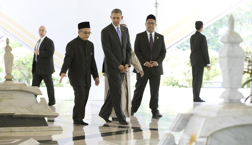 مالزی,باراک اوباما