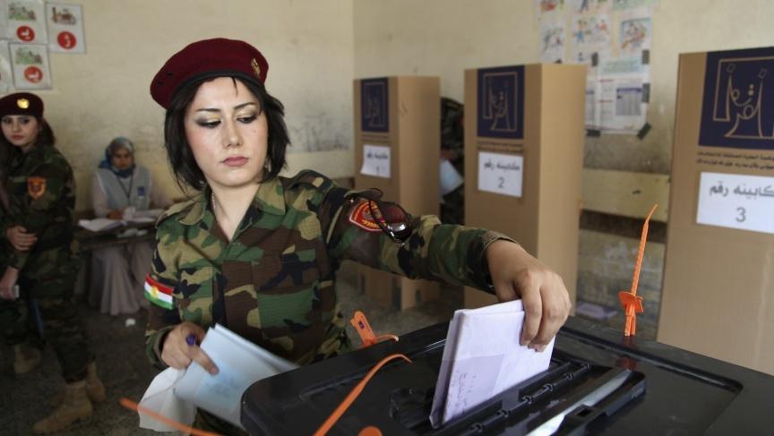 تمایزات انتخابات پارلمانی 2014 عراق با دوره های پیشین