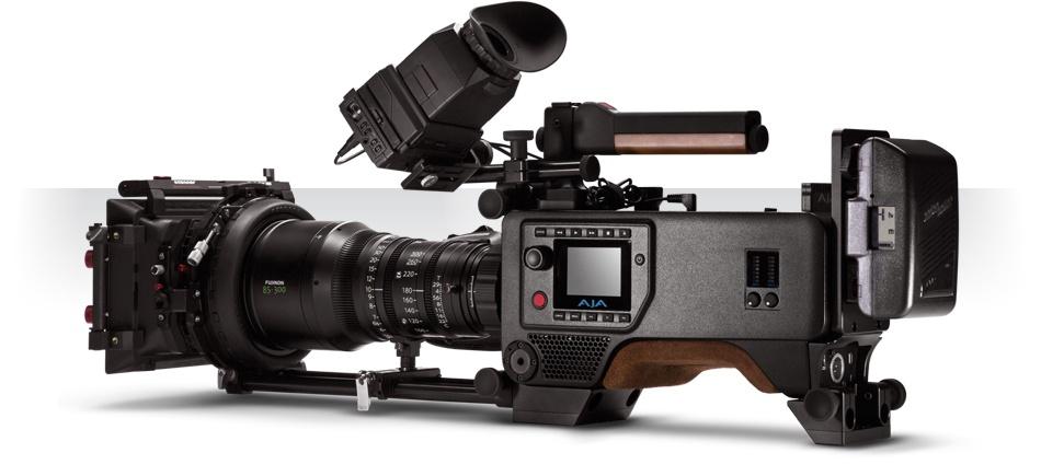 دوربین های فیلمبرداری فوق حرفه ای آجا با رزولوشن 4K
