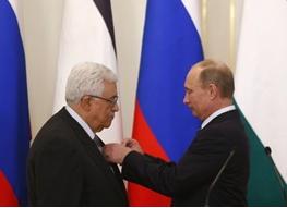 محمود عباس,روسیه,فلسطین,رژیم صهیونیستی