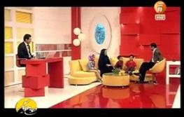 حاضر جوابی پسر بچه پرسپولیسی در برنامه زنده تلویزیونی