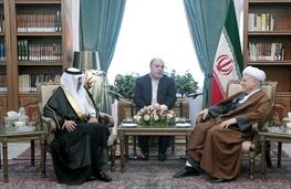 اکبر هاشمی رفسنجانی,ایران و عربستان