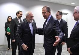 محمدجواد ظریف,مسکو,مذاکرات هسته ایران با 5 بعلاوه 1,سوریه