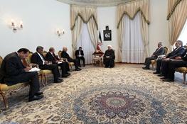 حسن روحانی,ایران و پاکستان