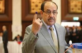 پارلمان عراق,عراق,نوری المالکی